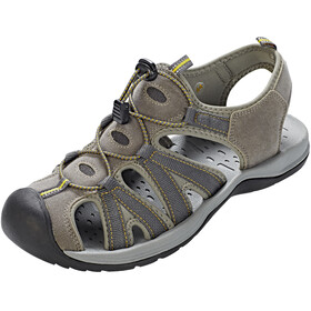 High Colorado Pisa Trekkingsandalen Herren grau-anthrazit